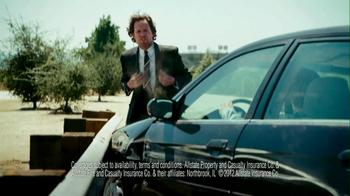 Allstate 2013 Super Bowl TV Spot, 'Team Flag' - Thumbnail 8