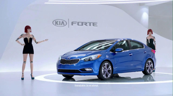 Kia Forte 2013 Super Bowl TV Spot, 'Robot' - Thumbnail 9