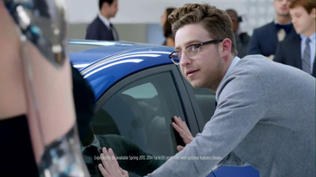 Kia Forte 2013 Super Bowl TV Spot, 'Robot' - Thumbnail 5