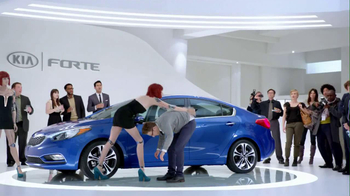 Kia Forte 2013 Super Bowl TV Spot, 'Robot' - Thumbnail 7