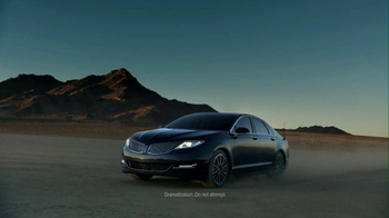 2013 Lincoln MKZ TV Spot, 'Phoenix' - 1376 commercial airings