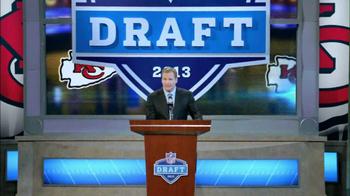 NFL Network 2013 Super Bowl TV Spot, 'Sand Castle' Featuring Deion Sanders - Thumbnail 10