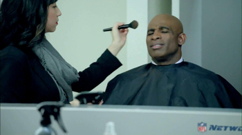 NFL Network 2013 Super Bowl TV Spot, 'Sand Castle' Featuring Deion Sanders