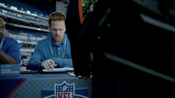 NFL Network 2013 Super Bowl TV Spot, 'Sand Castle' Featuring Deion Sanders - Thumbnail 4