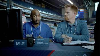 NFL Network 2013 Super Bowl TV Spot, 'Sand Castle' Featuring Deion Sanders - Thumbnail 5