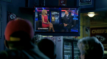 NFL Network 2013 Super Bowl TV Spot, 'Sand Castle' Featuring Deion Sanders - Thumbnail 7