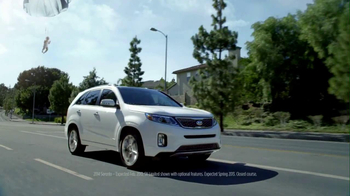 Kia Sorento 2013 Super Bowl TV Spot, 'Space Babies'  - Thumbnail 8