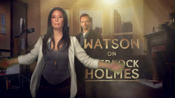 2013 Super Bowl Promo: Elementary, 'Watson on Sherlock Holmes' - 10 commercial airings