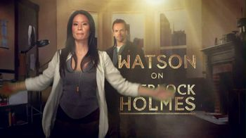 2013 Super Bowl Promo: Elementary, 'Watson on Sherlock Holmes'