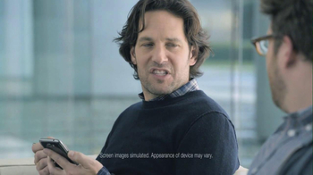 Samsung Super Bowl 2013 TV Spot, 'Talking Babies' Ft. Seth Rogen, Paul Rudd - Thumbnail 4