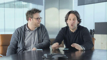 Samsung Super Bowl 2013 TV Spot, 'Talking Babies' Ft. Seth Rogen, Paul Rudd - Thumbnail 8