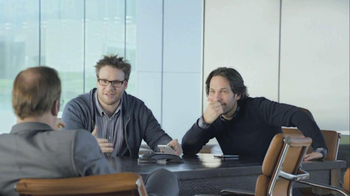 Samsung Super Bowl 2013 TV Spot, 'Talking Babies' Ft. Seth Rogen, Paul Rudd - Thumbnail 9