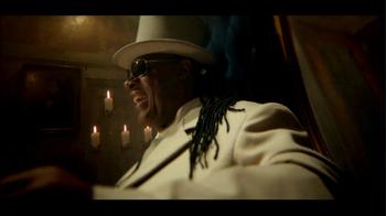 Bud Light 2013 Super Bowl TV Spot, 'Lucky Chair' Featuring Stevie Wonder - Thumbnail 7