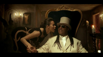 Bud Light 2013 Super Bowl TV Spot, 'Lucky Chair' Featuring Stevie Wonder