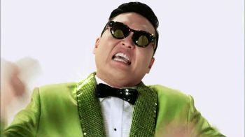 Wonderful Pistachios 2013 Super Bowl TV Spot Featuring PSY