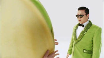 Wonderful Pistachios 2013 Super Bowl TV Spot Featuring PSY - Thumbnail 5