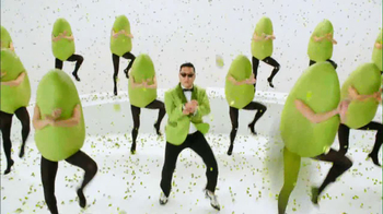 Wonderful Pistachios 2013 Super Bowl TV Spot Featuring PSY - Thumbnail 9