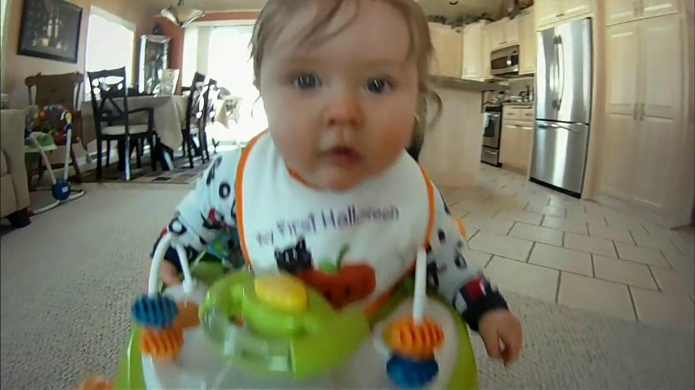 Gopro Hero2 Tv Commercial Dubstep Baby Song By Walking