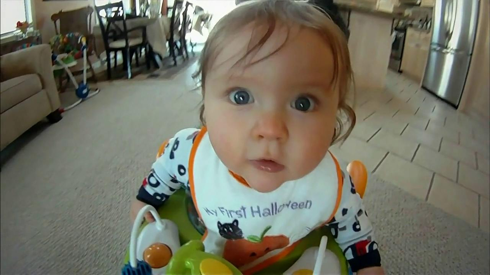 GoPro HERO2 TV Commercial, 'Dubstep Baby' Song by Walking Def