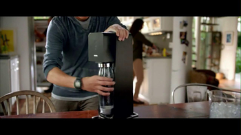 SodaStream TV Spot, 'Set the Bubbles Free' - Thumbnail 2