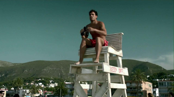 Axe Apollo 2013 Super Bowl TV Spot, 'Lifeguard' - Thumbnail 1