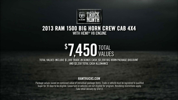 Ram Truck Month TV Spot, 'All We Make is Trucks' - Thumbnail 9
