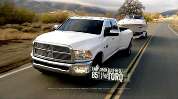 Ram Truck Month TV Spot, 'All We Make is Trucks' - Thumbnail 3