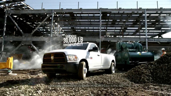 Ram Truck Month TV Spot, 'All We Make is Trucks' - Thumbnail 6