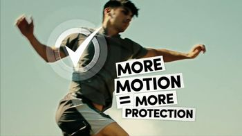 Degree Deodorants TV Spot, 'More Motion = More Protection'