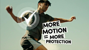 More Motion = More Protection thumbnail