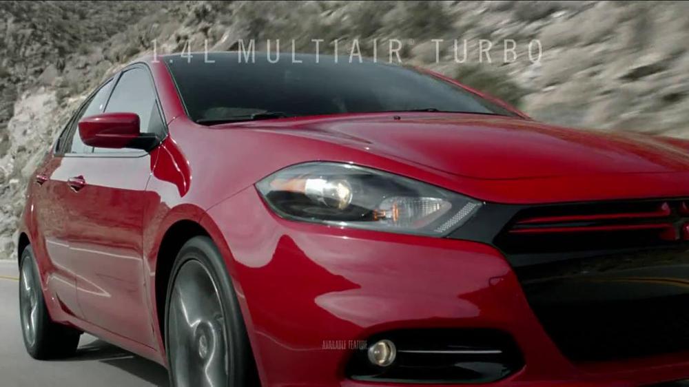 2013 Dodge Dart SXT TV Commercial, 'Green Crowd, Critics, Tech Fanatics'
