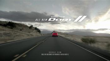 2013 Dodge Dart SXT TV Spot, 'Green Crowd, Critics, Tech Fanatics' - Thumbnail 9
