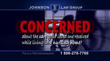 Johnson Law Group TV Spot, 'Nursing Home'