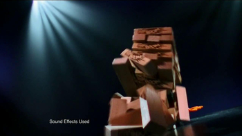 Jenga Boom TV Spot, 'Whole New Way to Play' - Thumbnail 7