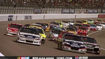 Kobalt Tools 400 Las Vegas TV Spot Feat. Jimmie Johnson, Tony Stewart