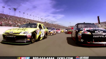 Kobalt Tools 400 Las Vegas TV Spot Feat. Jimmie Johnson, Tony Stewart - Thumbnail 6