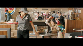 Burger King Whopper Jr. TV Spot, 'Dancing' - Thumbnail 1