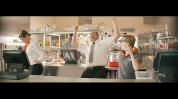 Burger King Whopper Jr. TV Spot, 'Dancing' - Thumbnail 7