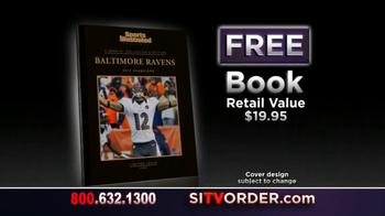 Super Bowl XLVII Chmapions DVD TV Spot, 'Sports Illustrated' - Thumbnail 7
