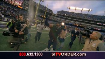 Super Bowl XLVII Chmapions DVD TV Spot, 'Sports Illustrated' - Thumbnail 6