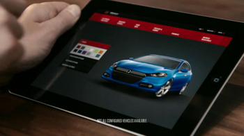 Dodge Dart Registry TV Spot, 'How to Change Buying Cars Forever' - Thumbnail 6