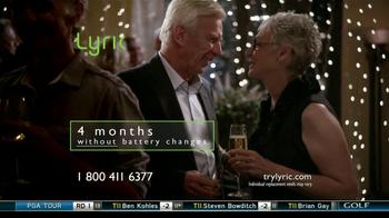 Phonak Lyric TV Spot, 'Life is On' - Thumbnail 3
