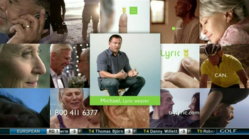 Phonak Lyric TV Spot, 'Life is On'