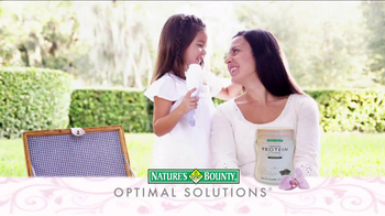 Nature's Bounty Complete Protein & Vitamin TV Spot - Thumbnail 3