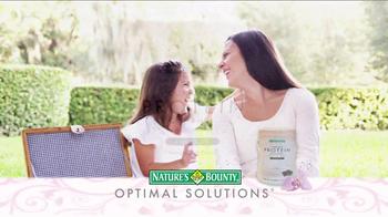 Nature's Bounty Complete Protein & Vitamin TV Spot - Thumbnail 4