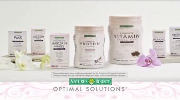Nature's Bounty Complete Protein & Vitamin TV Spot - Thumbnail 6