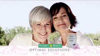 Nature's Bounty Complete Protein & Vitamin TV Spot - Thumbnail 8