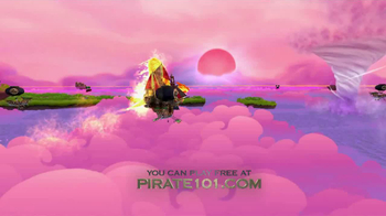 Pirate 101 TV Spot, \'New Adventure\'