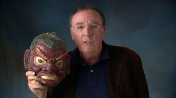 James Patterson Private Berlin TV Spot, 'Mask'