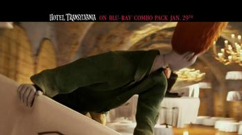 Hotel Transylvania Blu-ray, DVD TV Spot - Thumbnail 2